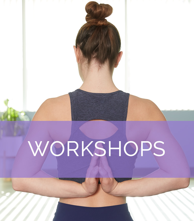 Online Yoga Workshops