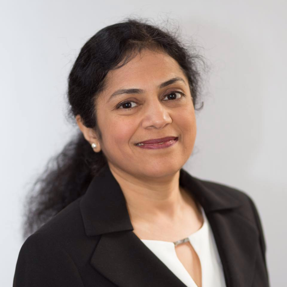 Dr. Asavari Manvikar headshot.