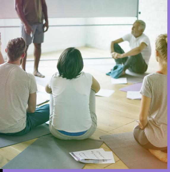 The Yoga Center Retreat